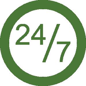 Hệ thống  hoạt động ổn định - chính xác - nhanh 24/7
